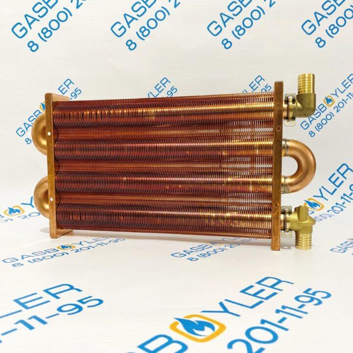 Основной (первичный) теплообменник 122 fin для котлов Daewoo Gasboiler 250-300 MSC KFC