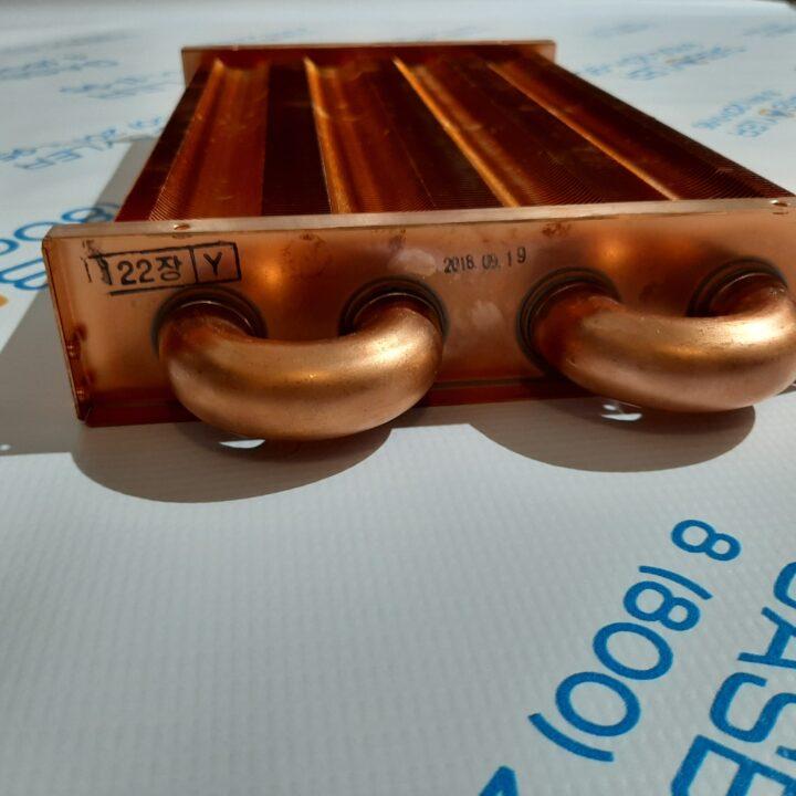 Основной (первичный) теплообменник 122 fin для котлов Daewoo Gasboiler 250-300 MSC