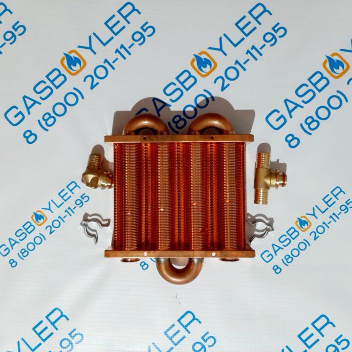Основной (первичный) теплообменник для котлов Daewoo Gasboiler 100 MSC и ICH