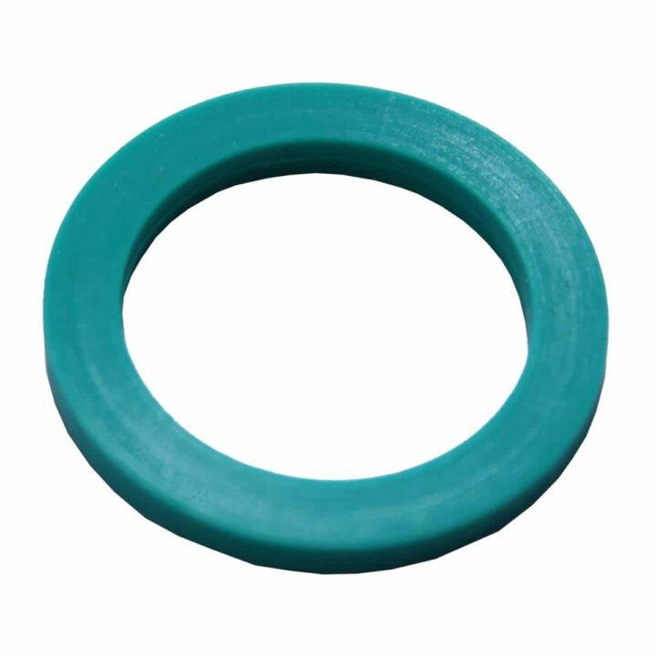 Кольцо уплотнительное Silicon 24 мм. зеленое плоское для котлов Daewoo