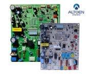 Блоки управления (платы) для газовых котлов Altoen Daewoo Gasboiler