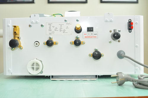 Газовый котел Altoen Daewoo (Gasboiler) DGB - 130 MSC (ДЭУ Газбойлер)