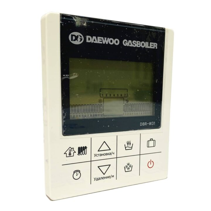 Пульт управления выносной DBR-W31 для котлов Daewoo