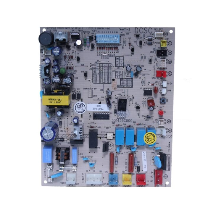 Блок управления модель DCSC для Daewoo Gasboiler 100-400 MSC