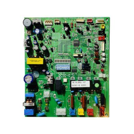 Блок управления модель DCSC-G для Daewoo Gasboiler 100-400 MSC