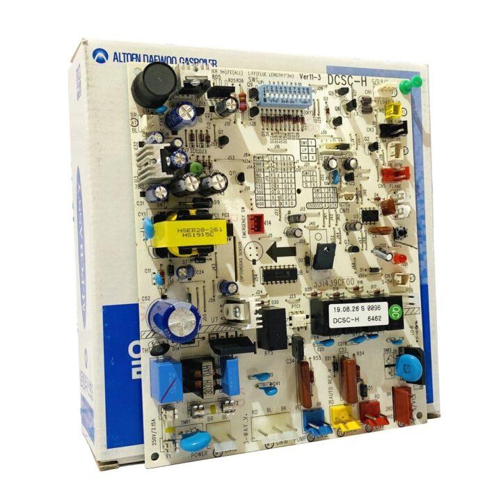 Блок управления модель DCSC-H для Daewoo Gasboiler 100-400 MSC
