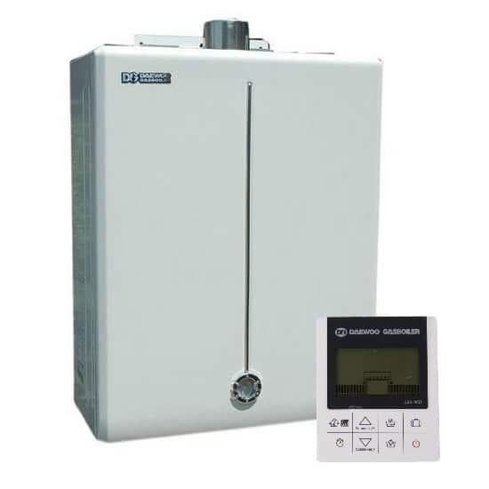 Газовый котел Altoen Daewoo (Gasboiler) DGB - 200 MSC (ДЭУ Газбойлер)