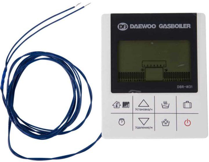 Пульт управления газового котла Altoen Daewoo (Gasboiler) DGB - 300 MSC (ДЭУ Газбойлер)