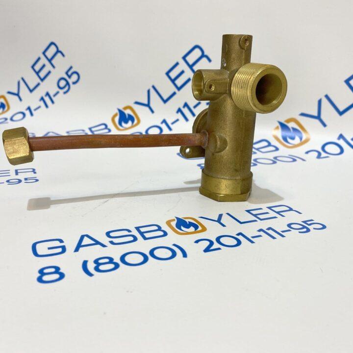 Фильтр водяной COPPER (медный) для газовых котлов Altoen Daewoo Gasboiler моделей DGB 350-400 MSC