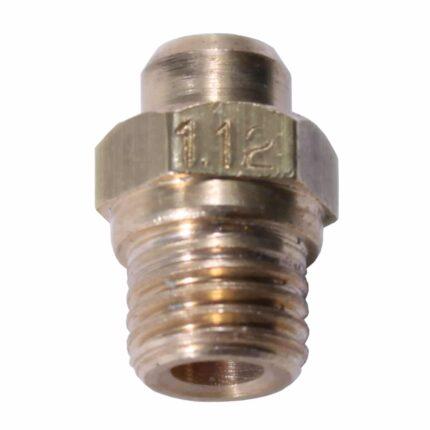 Форсунка 1.12 (LPG - сжиженный газ) для газовых котлов Altoen Daewoo Gasboiler DGB 100, 130, 160, 200 ICH/MSC