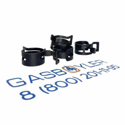 Хомут шланга для всех моделей газовых котлов Altoen Daewoo Gasboiler DGB