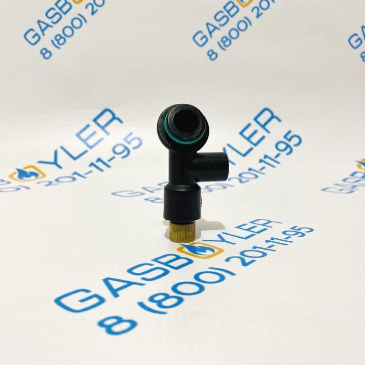 Кран заполнения системы отопления (подпитки) SCREW TYPE для котлов Altoen Daewoo Gasboiler 100-300 MSC