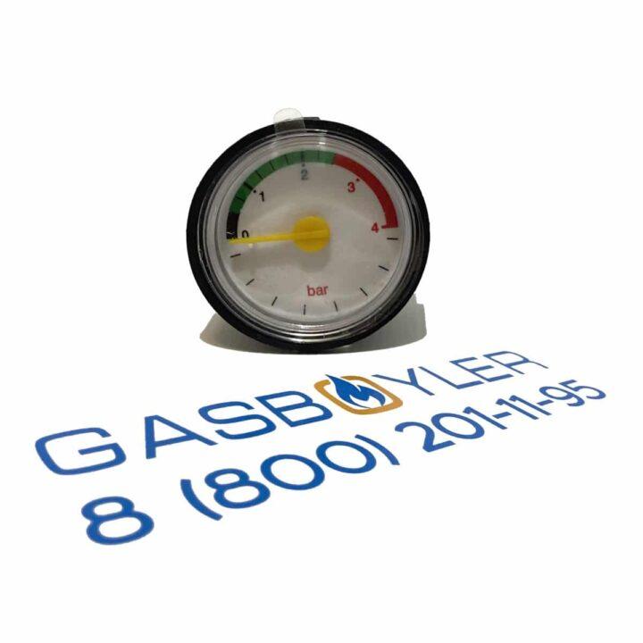Манометр 1-4 BAR для газовых котлов Altoen Daewoo Gasboiler DGB 100-400 MSC 110-250 MCF
