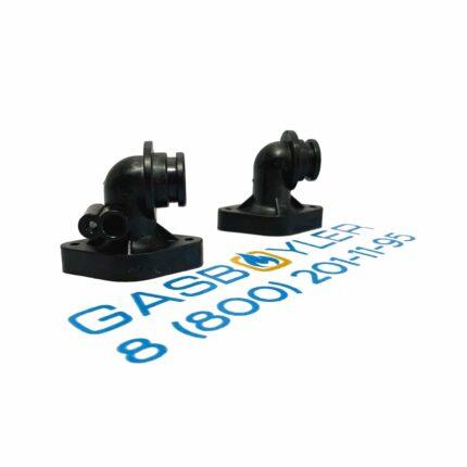 Комплект ниппелей (ГВС и обратной линии) для газовых котлов Altoen Daewoo Gasboiler DGB 100-300 MSC 110-250 MCF