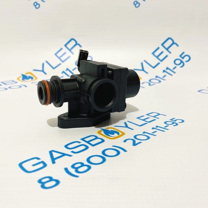 Датчик протока воды на ГВС (модельNYLON 66) подходит для котлов Daewoo 100-300 MSC/MCF