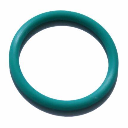 Кольцо уплотнительное Silicon 27 мм. зеленое (Р-22) для котлов Daewoo
