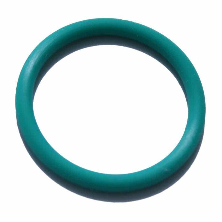 Кольцо уплотнительное Silicon 27 мм. зелёное/красное (Р-22) для котлов Daewoo