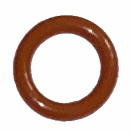 Кольцо уплотнительное Silicon 12 мм. зелёное/красное (Р-8)