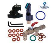 Уплотнения, комплектующие, шланги, разное для газовых котлов Altoen Daewoo Gasboiler