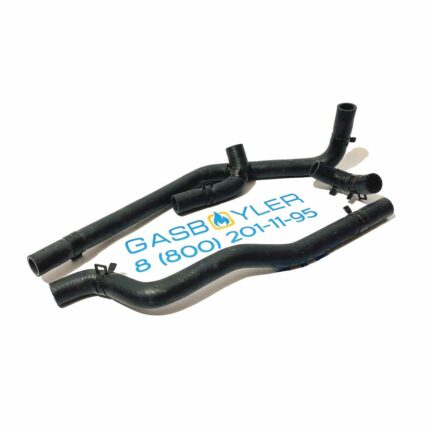Комплект патрубков (шланги подающей, обратной линии и угловые) для газовых котлов Altoen Daewoo Gasboiler DGB 100-200 MSC
