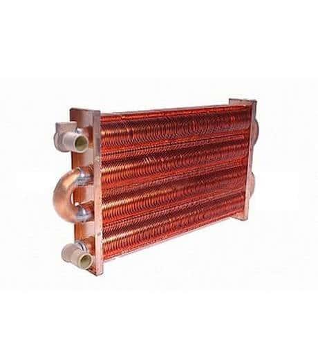 Основной (первичный) теплообменник 122 fin для котлов Daewoo Gasboiler 250-300 KFC/MSC