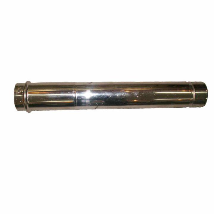 Труба раздельного дымохода Daewoo Gasboiler 80 мм.