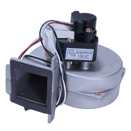Вентилятор SHADING 132JC 100-130 ICH/MSC 2008-2009 г. в.